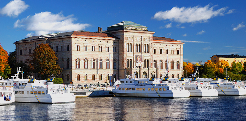 Nationalmuseum återinvigs