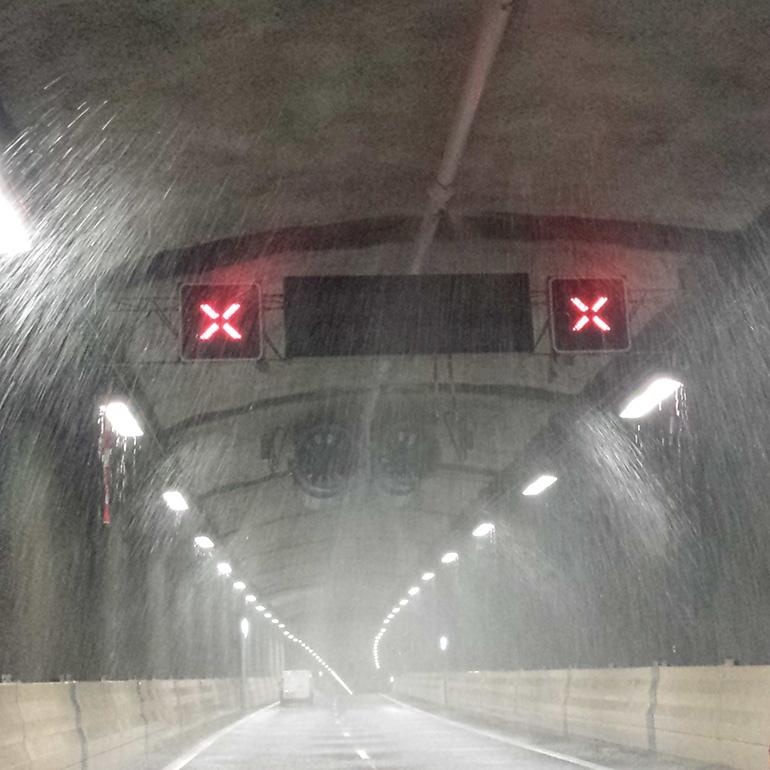 BBS för vägtunnlar