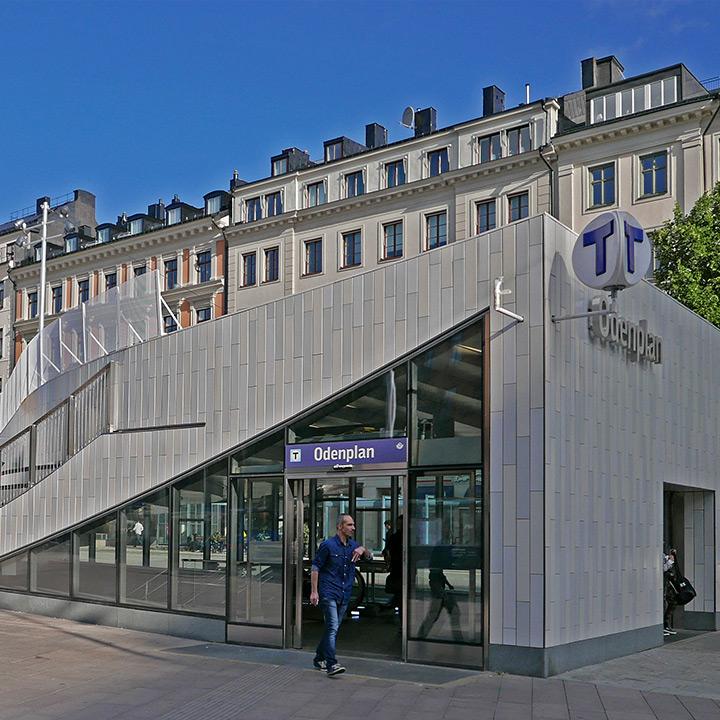 Citybanan, Stockholm
