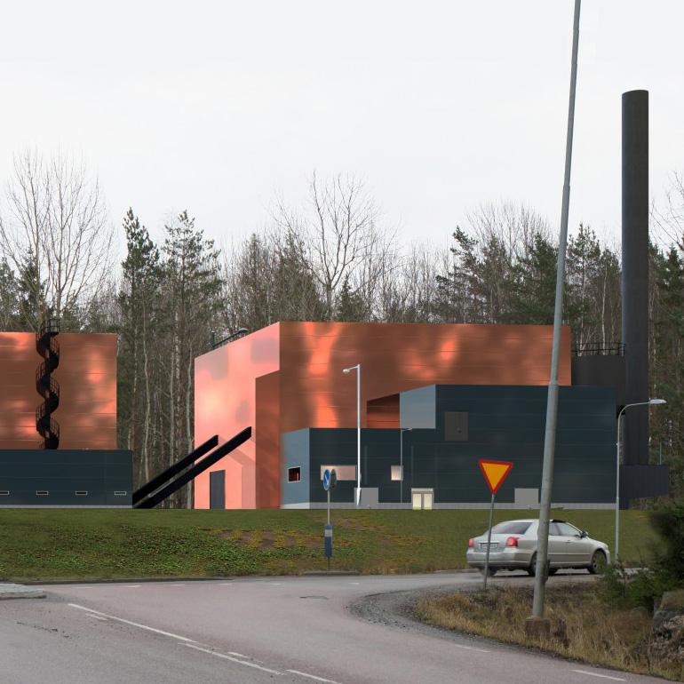 E.ON Värme, Arninge