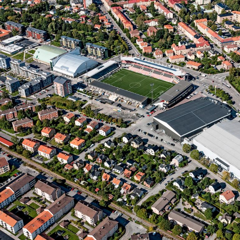 Eyrafältet, Örebro
