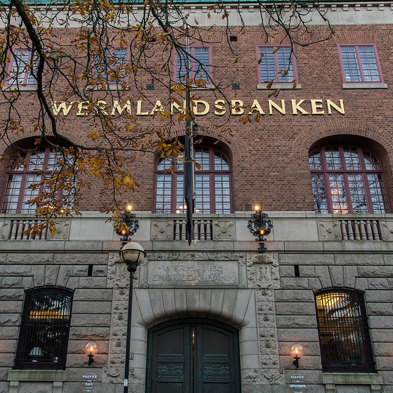 Gamla Wermlandsbanken, Karlstad
