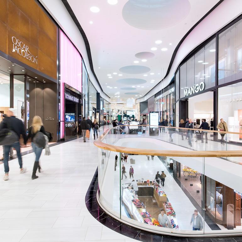 Mall of Scandinavia, Solna