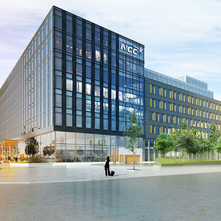 NCC:s huvudkontor, Stockholm