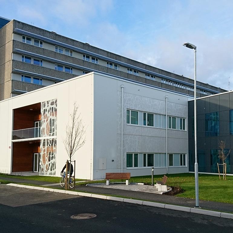Skaraborgs sjukhus, Skövde