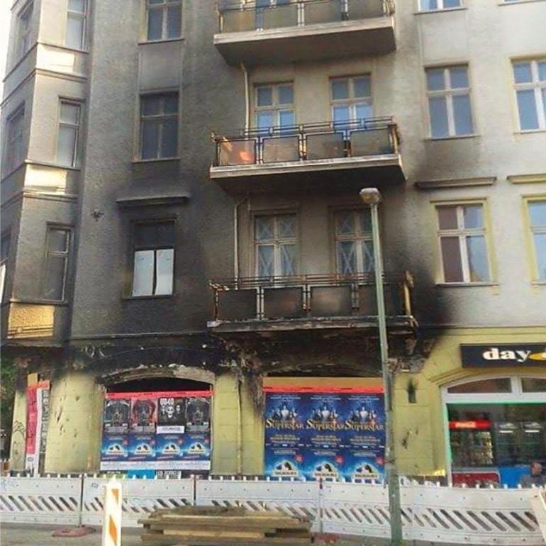 Skydd brandspridning fönster