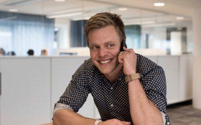 Axel Mossberg är ny svensk expert i standardiseringsgruppen ISO/TC 92 SC 4 – Fire Safety Engineering