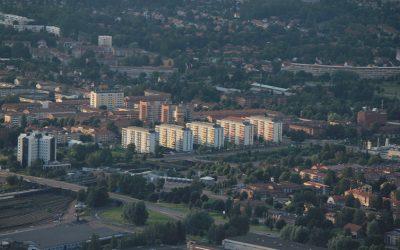 Beräkning av samhällsrisk i Borlänge tätort