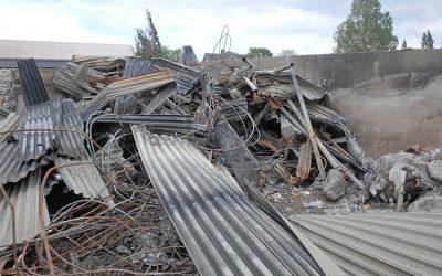 Brandutredning i cementfabrik på Gotland