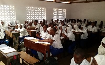 Vi fortsätter vår satsning i Kenya