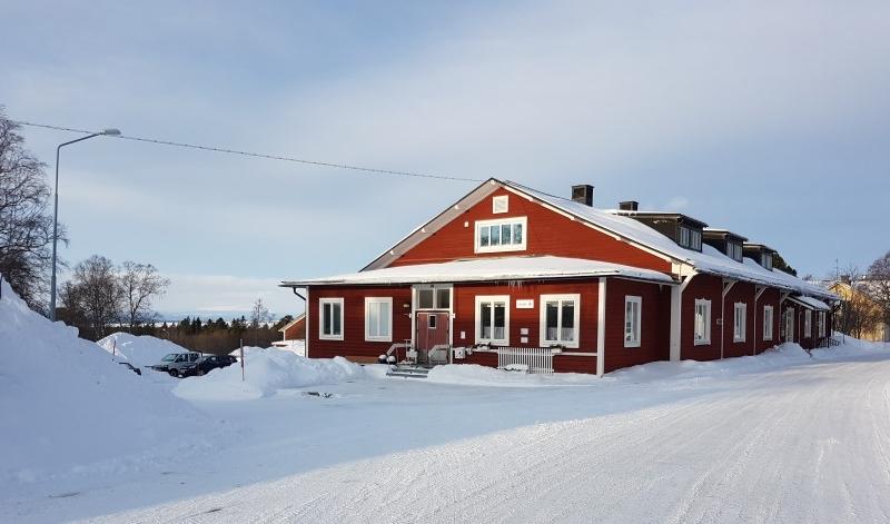 Ny adress i Östersund