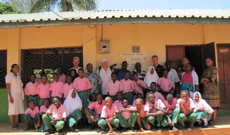 Mvindeni Primary School fortsätter att växa
