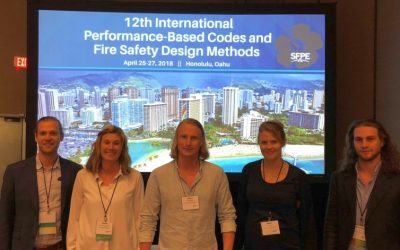 Intressant konferens på Hawaii