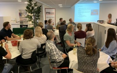 Studentafton på Malmökontoret