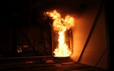 Personsäkerhet och brandutsatta bärande konstruktioner