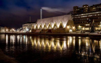 Brandskyddslaget slår upp portarna för ett nytt kontor i Göteborg!
