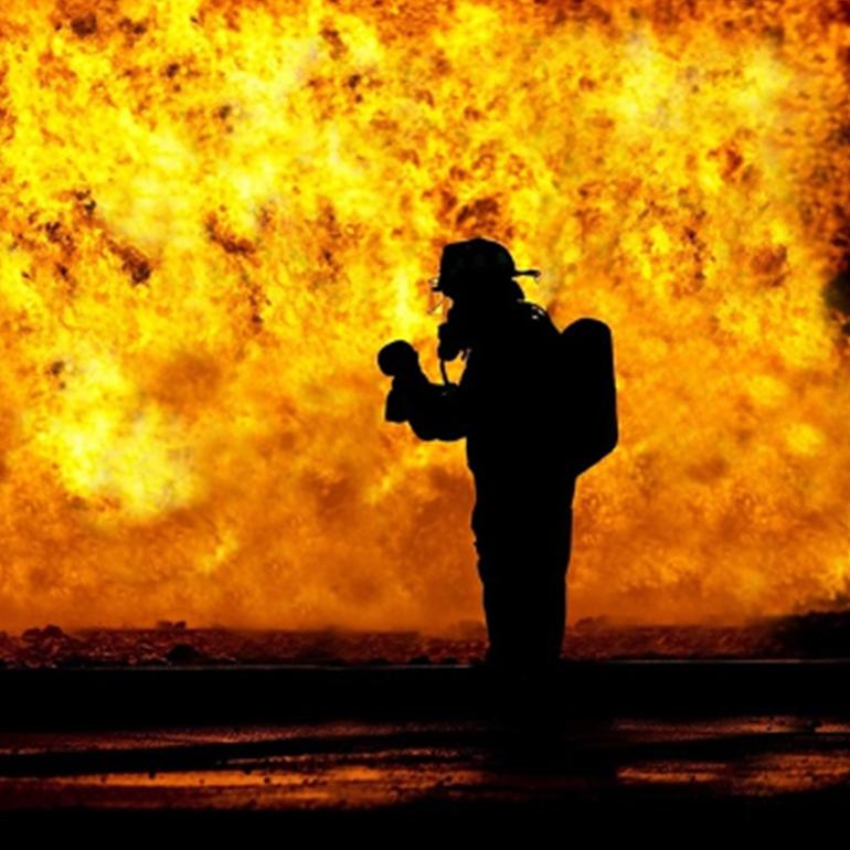 Brandskydd och utrymning