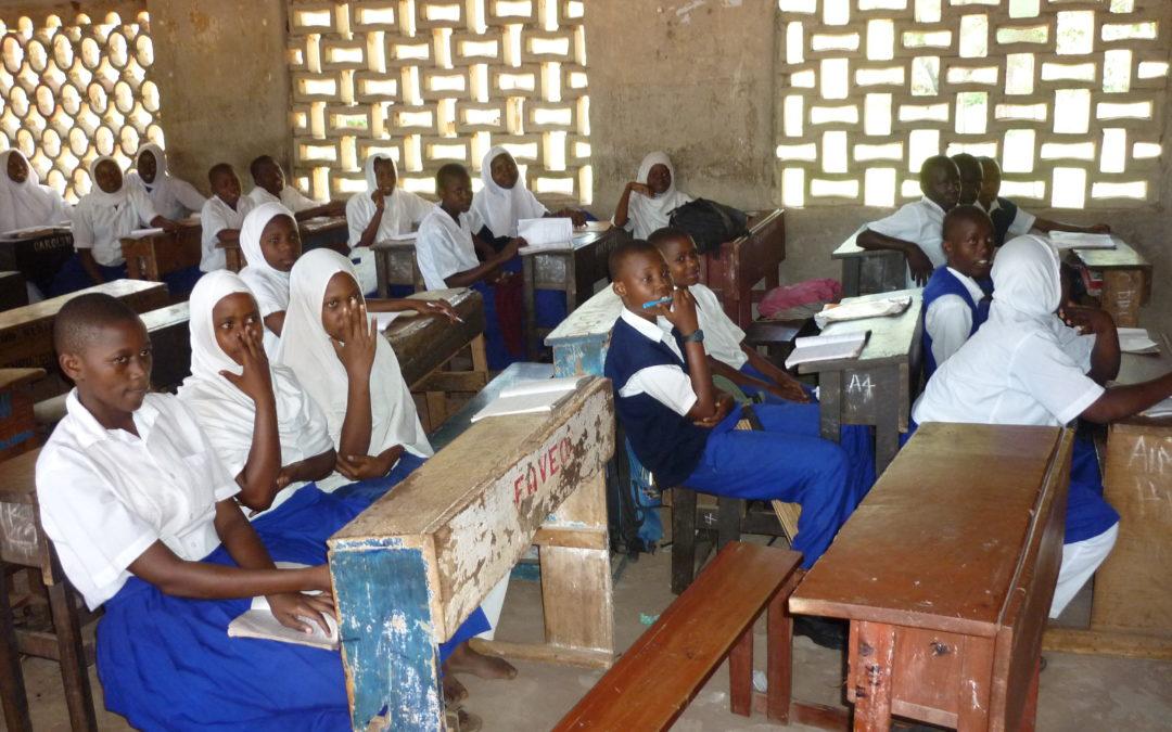 Kenya skola