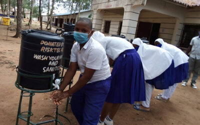 Uppdatering från skolorna i Kenya