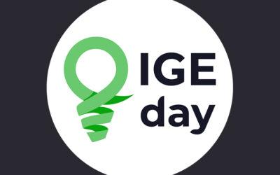 IGE Day – Deltagaranmälan har öppnat