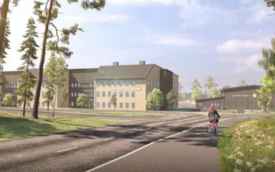 Peab bygger hållbart i Karlstad
