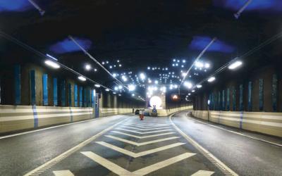 Bilbranden i Norrtullstunneln